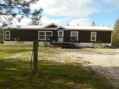 Mobile Home Sold: 4877 A Rail Canyon Rd