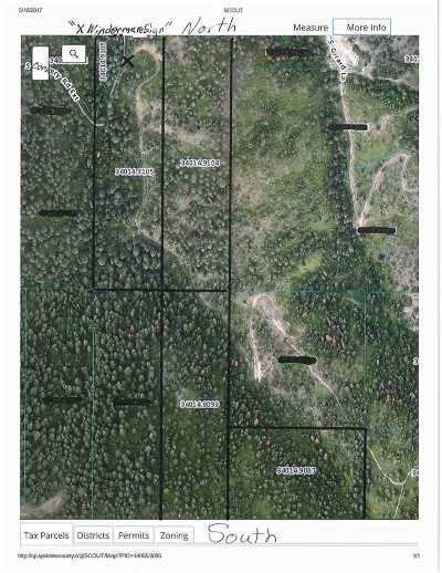 Spokane Residential Lots & Land For Sale: E Corkery Ext
