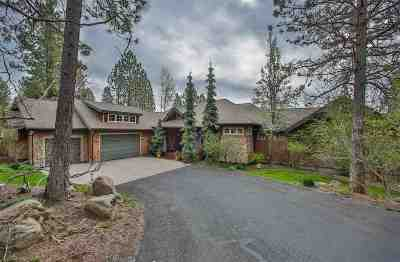 Spokane Single Family Home For Sale: 13023 S Fairway Ridge Ln
