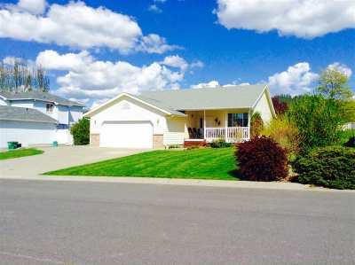 Spokane Single Family Home For Sale: 5915 S Julia Ct