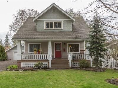 Spokane Single Family Home For Sale: 1228 E 36th Ave