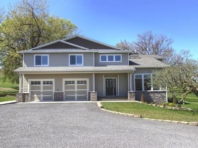 Spokane Single Family Home For Sale: 6106 E Stoneman Rd