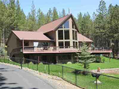 Colbert Single Family Home For Sale: 9325 E Little Deep Creek Rd