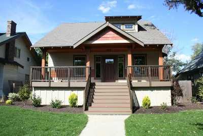 Spokane Single Family Home For Sale: 1118 W Providence Ave