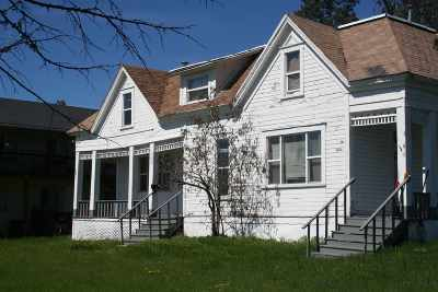 Cheney Multi Family Home For Sale: 4th