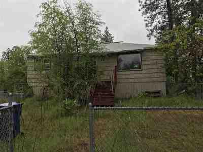 Spokane Single Family Home For Sale: 4027 E 28th Ave
