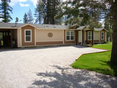 Mobile Home Sold: 4052 Pine Meadows Dr