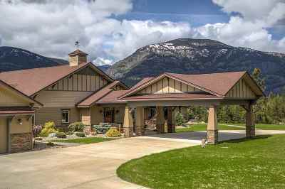 Pend Oreille County Single Family Home For Sale: 932 Gregory Rd