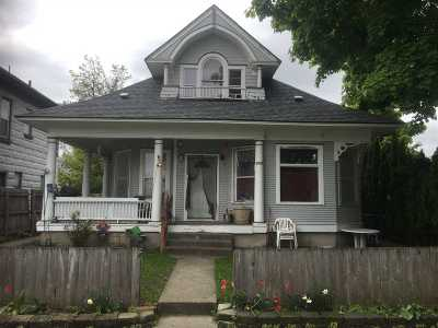 Spokane WA Multi Family Home Sold: $131,000