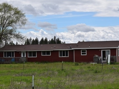 Cheney Single Family Home Ctg-Sale Buyers Hm: 17610 S Graham Rd