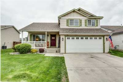 Spokane Single Family Home Bom: 1633 E Devoe Ln