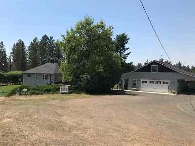 Spokane Single Family Home For Sale: 4225 W 29th Ave