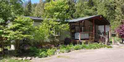 Mobile Home Sold: 18419 N Thompson Creek Rd