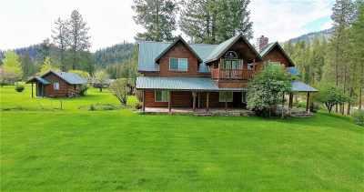 Single Family Home For Sale: 3869 N Deer Lake Rd