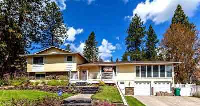Spokane Valley Single Family Home For Sale: 13307 E 25th Ave