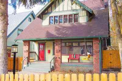 Spokane Single Family Home For Sale: 1414 W 13th Ave