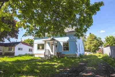 Spokane Single Family Home For Sale: 2811 E Heroy Ave