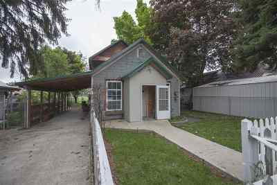 Clayton Single Family Home For Sale: 4500 Carlton Ave