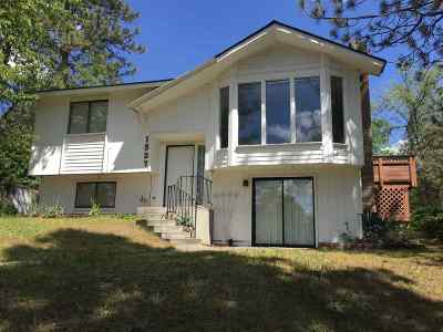 Spokane Single Family Home For Sale: 1527 S Ash St