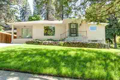 Spokane Single Family Home For Sale: 2504 E South Altamont Blvd