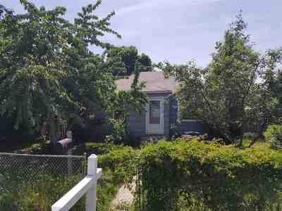 Spokane Single Family Home For Sale: 1406 E Rich Ave