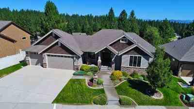 Spokane Valley Single Family Home Chg Price: 11207 E Rimrock Ln