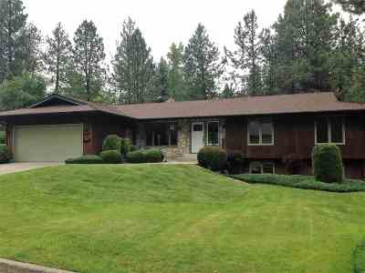 Spokane, Spokane Valley Single Family Home For Sale: 1821 E 24th Ave
