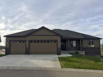 Spokane, Spokane Valley Single Family Home For Sale: 6025 N Hillmont