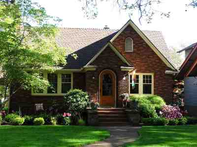 Spokane Single Family Home Chg Price: 718 W 21st Ave