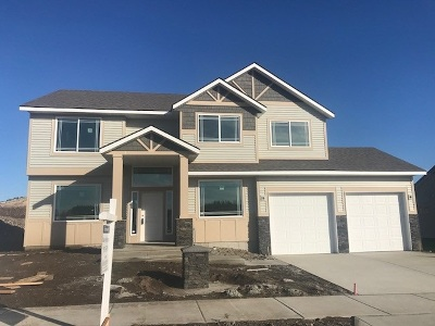 Spokane Valley Single Family Home For Sale: 1317 S Kayla Rd