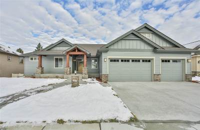 Spokane County, Stevens County Single Family Home For Sale: 11305 E Rimrock Ln