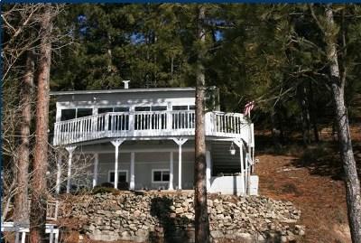 Spokane County, Stevens County Single Family Home For Sale: 4670 E Deer Lake Rd