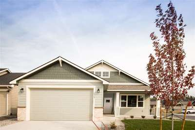 Spokane Single Family Home For Sale: 6927 S Blackwing Ct