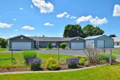 Spokane, Spokane Valley Single Family Home For Sale: 1305 W Glass Ave