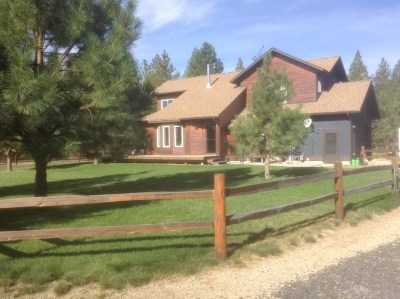 Single Family Home For Sale: 36125 N Cedar Rd