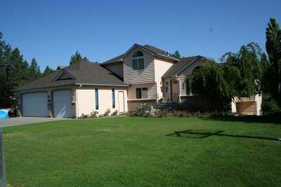 Spokane Valley Single Family Home For Sale: 11313 E 42nd Ct