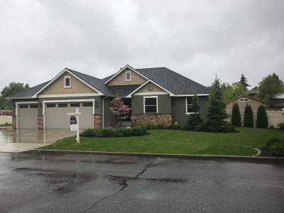 Spokane Valley Single Family Home For Sale: 1710 S Progress Rd