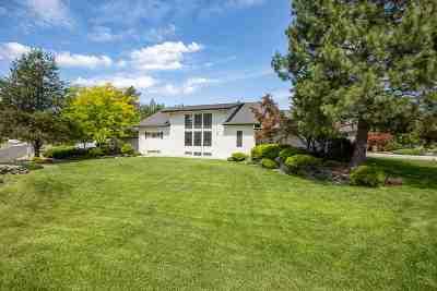 Colbert Single Family Home For Sale: 511 E Cooper Ln