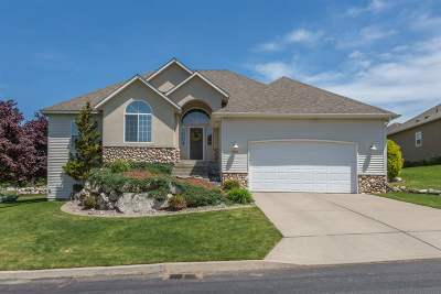 Spokane Single Family Home For Sale: 5007 E Glenngrae Ln