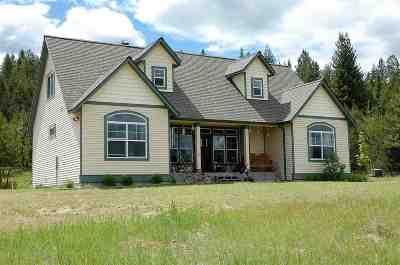 Newport Single Family Home For Sale: 391 Lillijard Rd