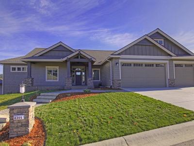 Spokane County, Stevens County Single Family Home For Sale: 4305 S Bernson Ln