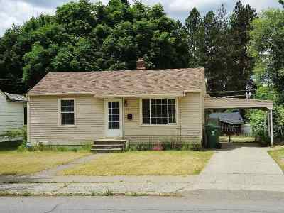 Single Family Home Ctg-Inspection: 6111 N A St