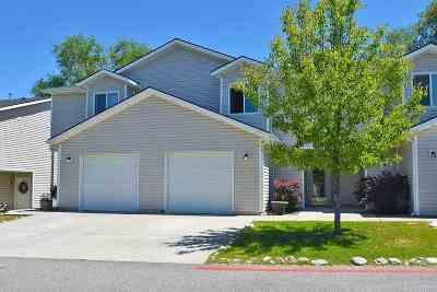 Spokane Valley Condo/Townhouse For Sale: 417 S Skipworth Ln #Unit J (