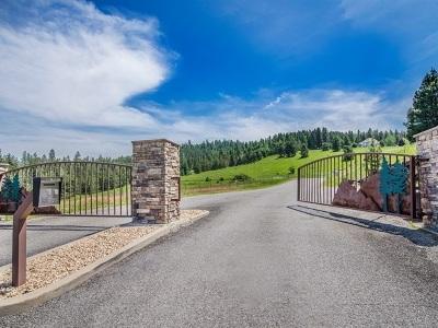 Spokane Valley Residential Lots & Land For Sale: S Saddle Ridge