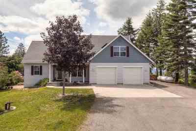 Coeur D Alene Single Family Home For Sale: 1217 S Reynolds Rd