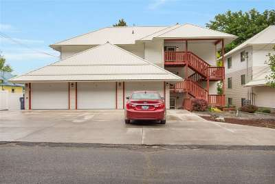 Spokane County Condo/Townhouse For Sale: 1632 W Wilson Ave #Unit B