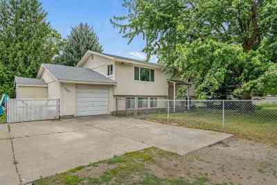 Otis Orchards Single Family Home For Sale: 4225 N Lynden Rd