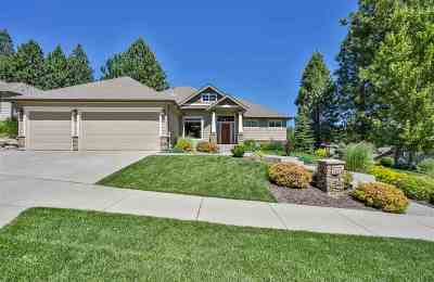 Spokane Valley Single Family Home For Sale: 5308 S Bates Dr