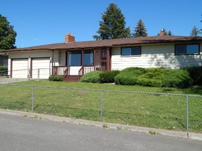Spokane Single Family Home Chg Price: 908 N Woodward Rd