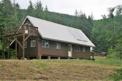 Spokane County, Stevens County Single Family Home For Sale: Jackson Rd